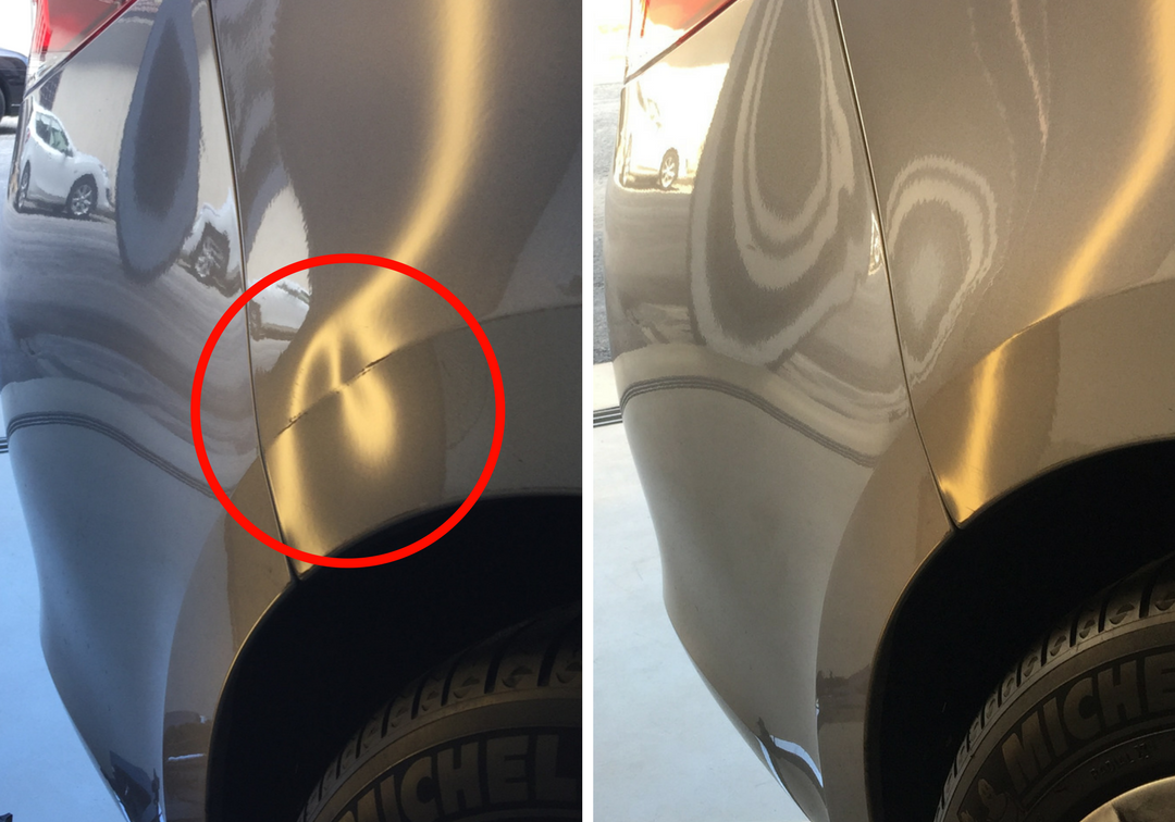 Dent Repairs Before & After (4)